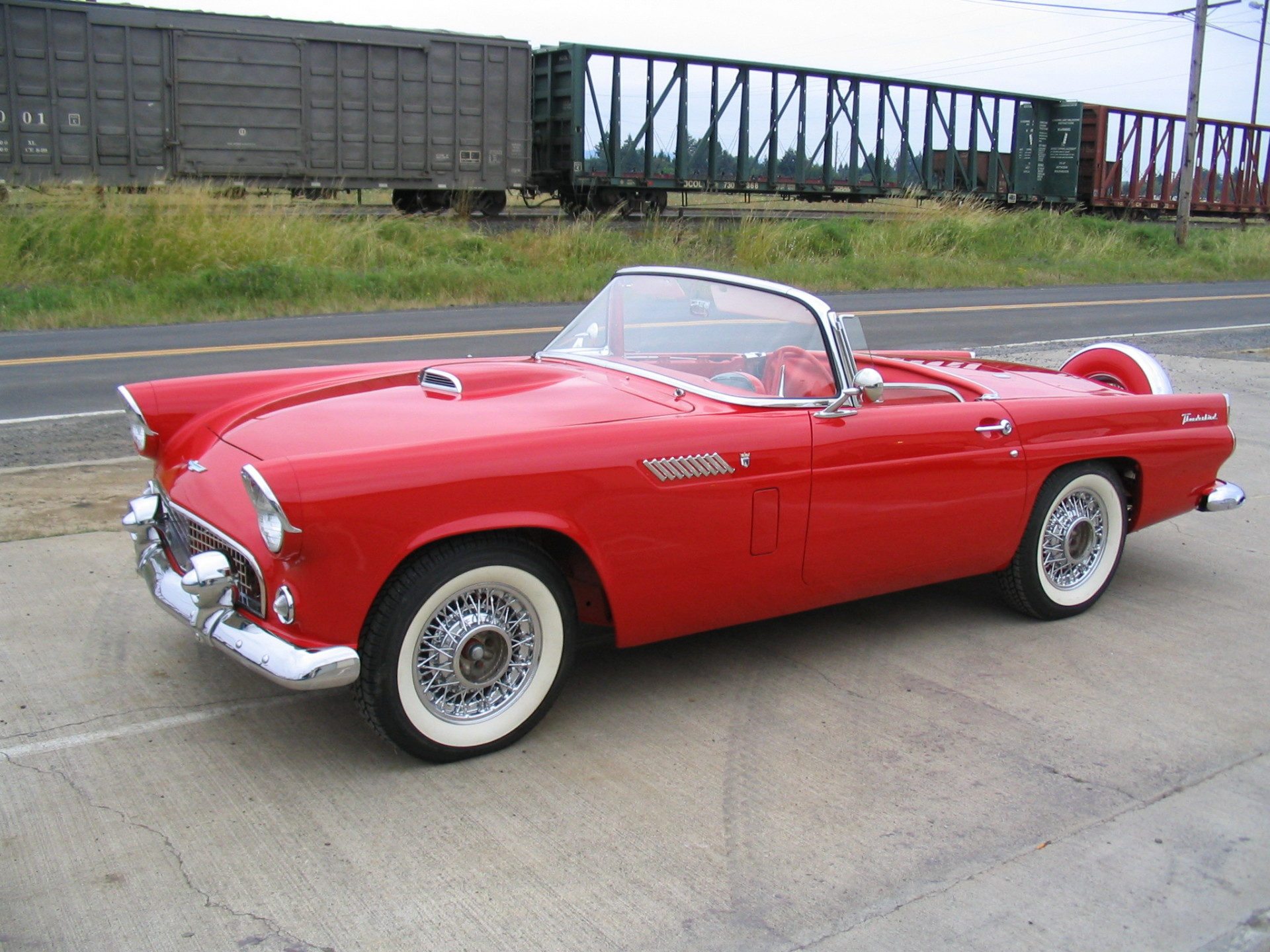 1956 Ford T-Bird